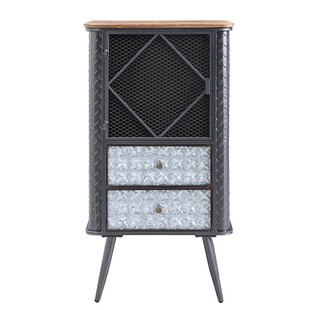Rooks 1 Door Accent Cabinet by..