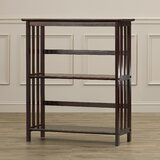 Quantock Etagere Bookcase by Charlton Home®