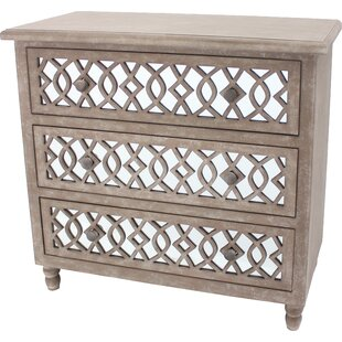 Strand 3 Drawer Accent Chest