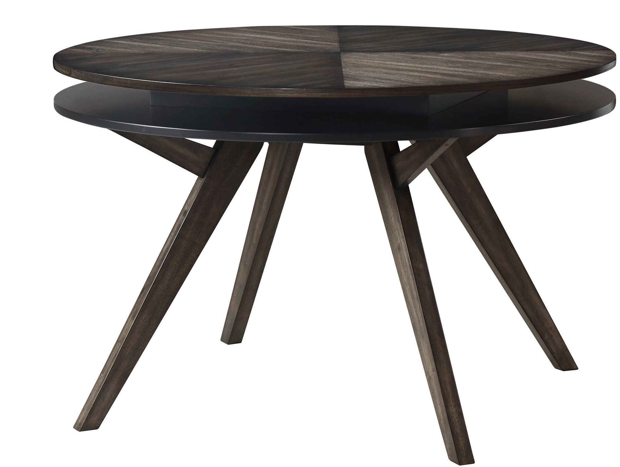 Round Rustic Dining Tables You Ll Love In 2020 Wayfair