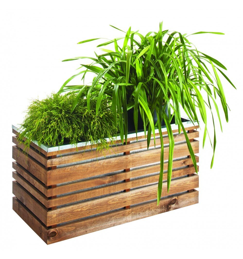 Bezno Wood Planter Box