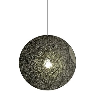 Gaeta 1-Light Pendant by Wrought Studio