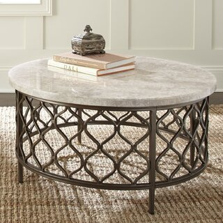 Akbar Coffee Table by World Menagerie SKU:EB669085 Price Compare