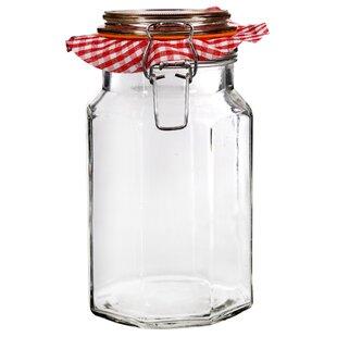 Find the perfect Klein 1.25 qt. Storage Jar ByAugust Grove