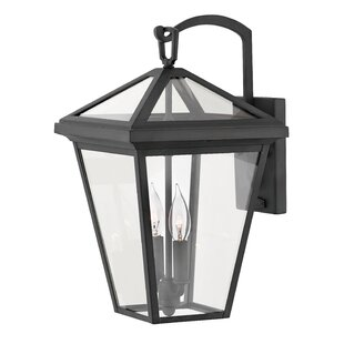 Alford Place 2 Light Outdoor Wall Lantern