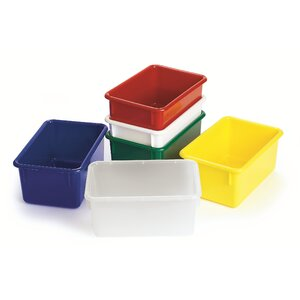 Value Line Stackable Cubby Tray