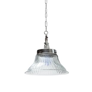 Breakwater Bay Overmoor 1-Light Bell Pendant