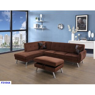 Warroad Sectional with Ottoman