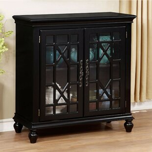 Alcott Hill Carner Transitional Storage China Cabinet