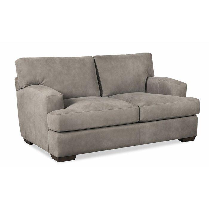 Pleasant Ash Leather Loveseat Ibusinesslaw Wood Chair Design Ideas Ibusinesslaworg