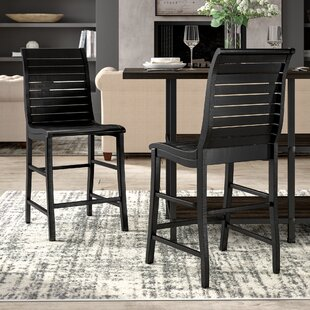 Hemsworth 24 Bar Stool (Set of 2) Greyleigh