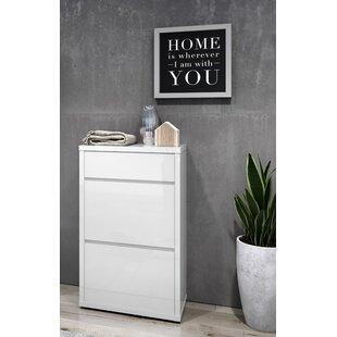 Check Price 12 Pair Shoe Storage Cabinet