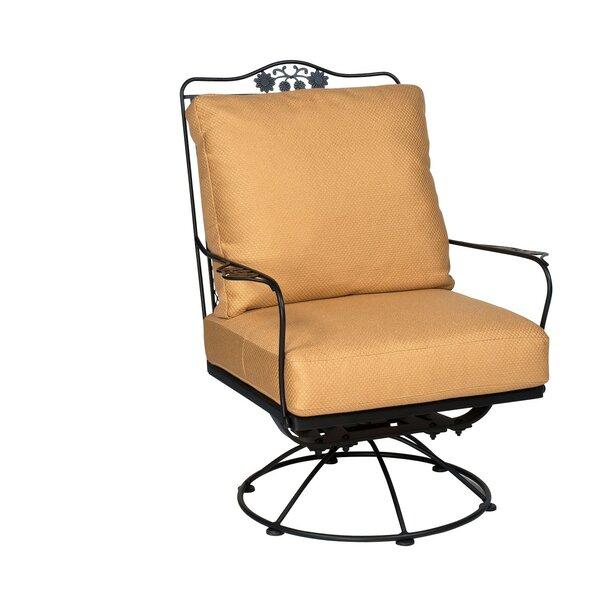 Charmant Briarwood Rocking Swivel Patio Chair