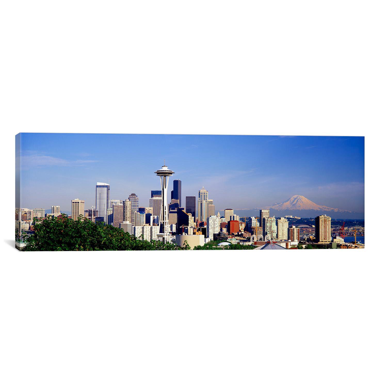 East Urban Home 'Mt Rainier, Space Needle, Seattle
