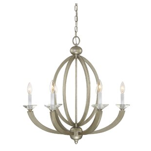 Bemot 6-Light Chandelier b..
