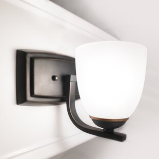 Acworth 1-Light Bath Sconce by Winston Porter