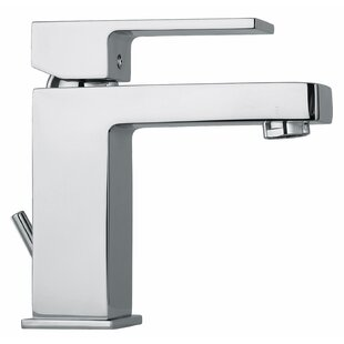 Jewel Faucets J12 Bath Series Single hole Bathroom Faucet with Drain Assembly