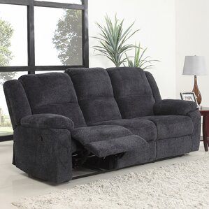 Harpersfield Classic Reclining Sofa by Red B..