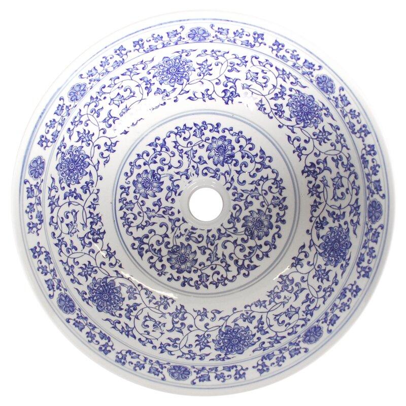 Ming Dynasty Decorative Vitreous China
