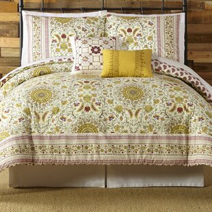 Joanne 5 Piece Comforter Set