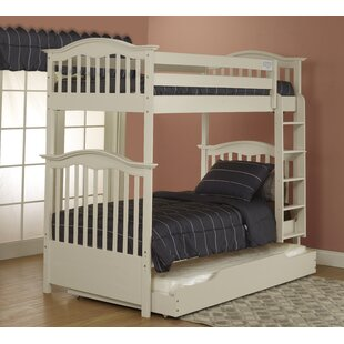 Compare Twin over Twin Bunk Bed with Trundle by Orbelle Trading Reviews (2019) & Buyer's Guide