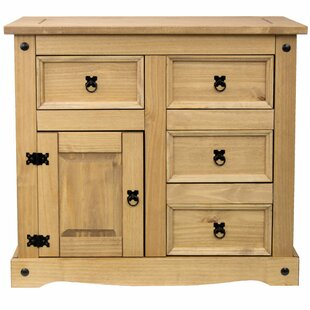 Delicieux Corona 4 Drawer Combi Chest