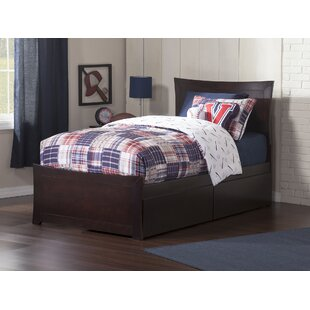 Maryanne Storage Platform Bed