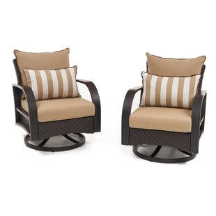 Cerralvo 2 Piece Motion Patio with Cushion