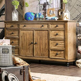 A&J Homes Studio Mcville 9 Drawer Combo Dres..