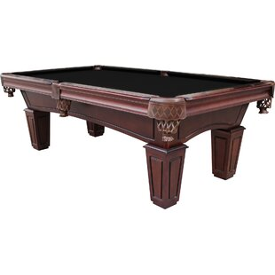 Comparison St Lawrence 8.3' Slate Pool Table By Playcraft
