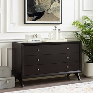 Nehemiah 3 Drawer Dresser