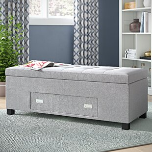 Hinton Storage Ottoman by ..
