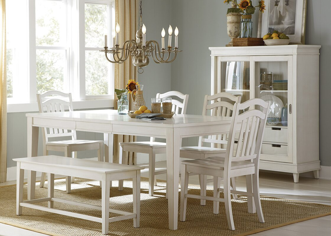 beachcrest home silver springs dining table reviews wayfair default name