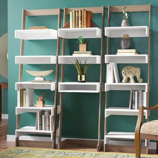 Hayley Ladder Bookcase by Modern Rustic Interiors