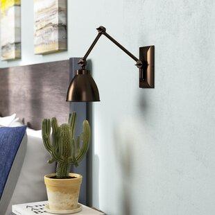 Trent Austin Design Bluntleaf Swing Arm Lamp