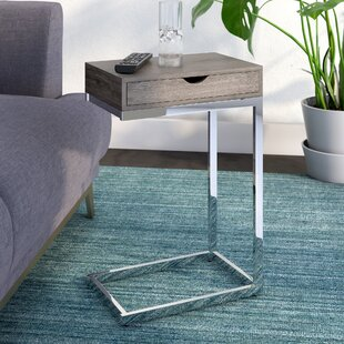 Big Save Lexington End Table With Storage By Wrought Studio