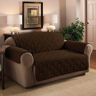 Box Cushion Sofa Slipcover by Innovative Textile Solutions