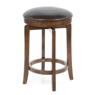 Loretta 25 Swivel Bar Stool by Latitude Run