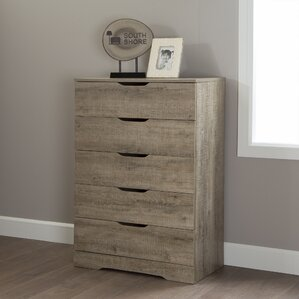 Holland 5 Drawer Chest by South Shore