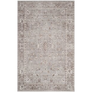 Corringham Grey Rug by Charlton Home