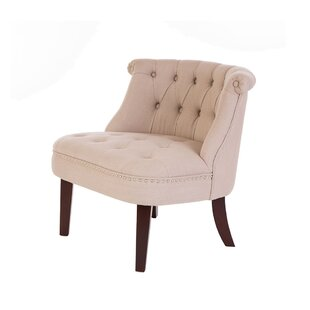 Rosdorf Park Bohena Slipper Chair