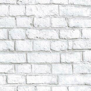 Margret Brick L And Stick Wallpaper Roll