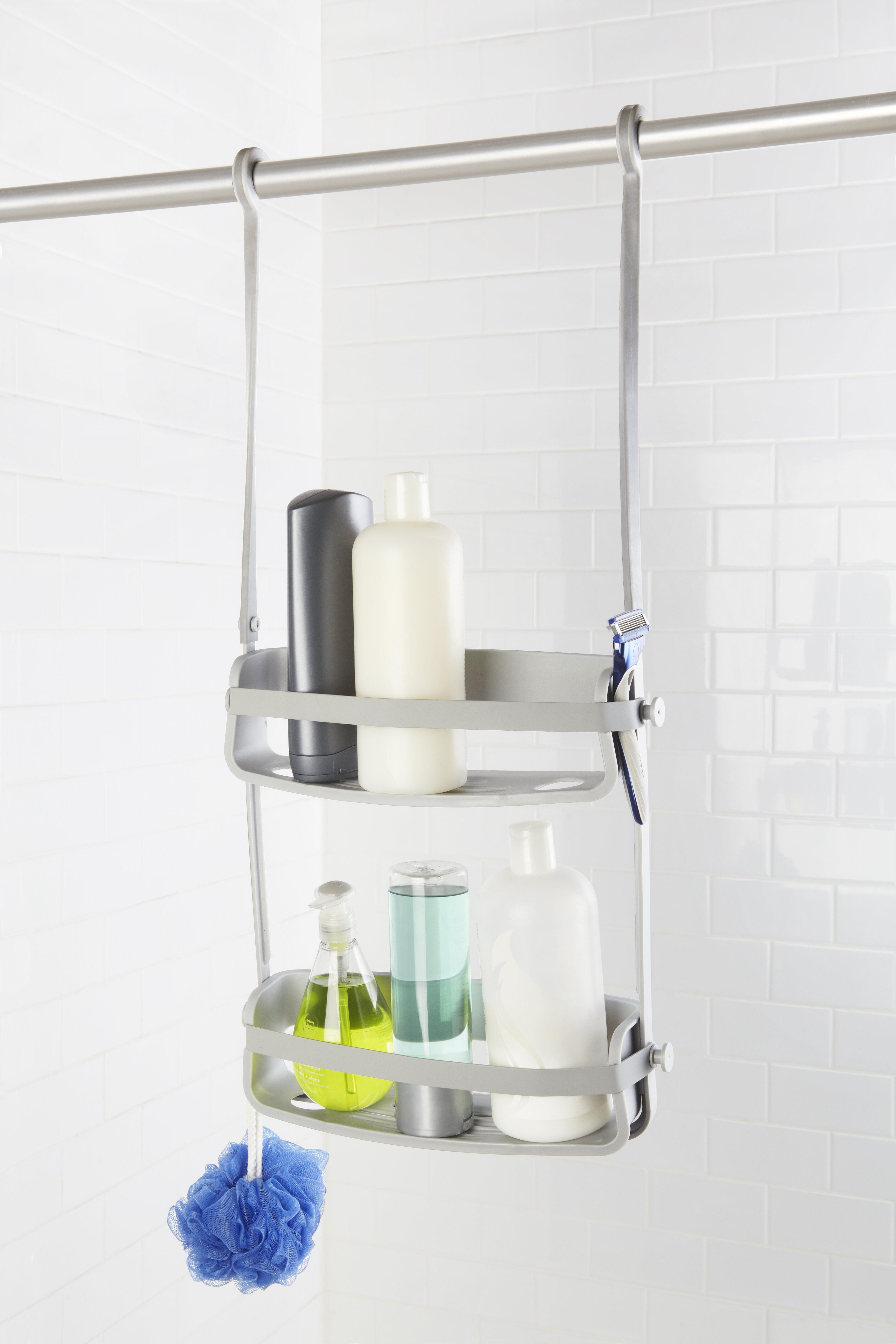 Picture of: Umbra Flex Shower Caddy Reviews Wayfair Co Uk