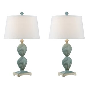Massimo Clam Shell 30 Table Lamp (Set of 2)