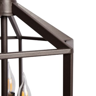 Great Price Mulloy 3-Light Lantern Pendant By Williston Forge