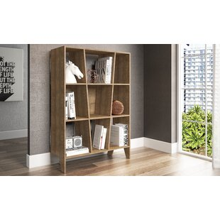 Read Reviews Jaquan Cube Unit Bookcase By George Oliver