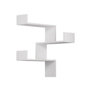 Brayden Studio Sadie Modern Wall Shelf