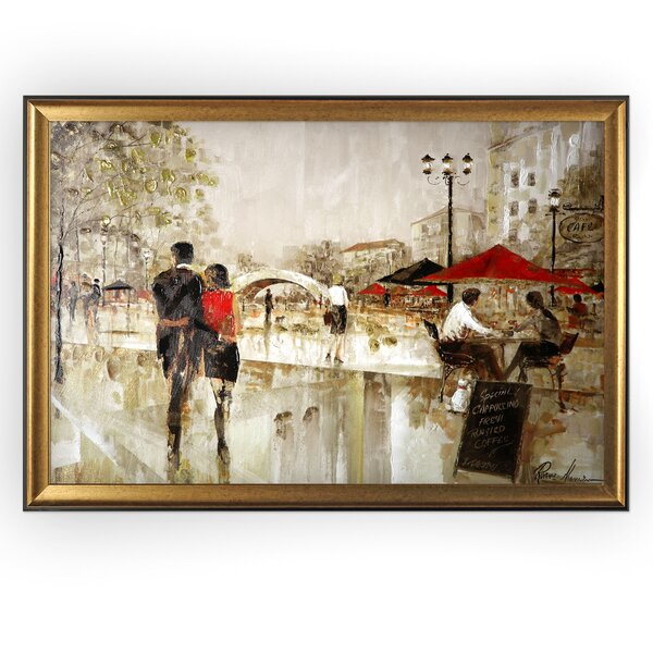 1.5 by 60 by 40-Inch iCanvasART 3-Piece Another War Canvas Print by Dan Monteavaro