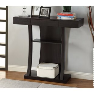 Voth T-Shaped Console Table