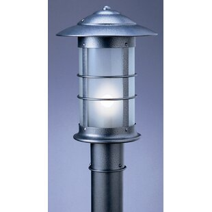 Read Reviews Newport Outdoor 1-Light Lantern Head By Arroyo Craftsman
